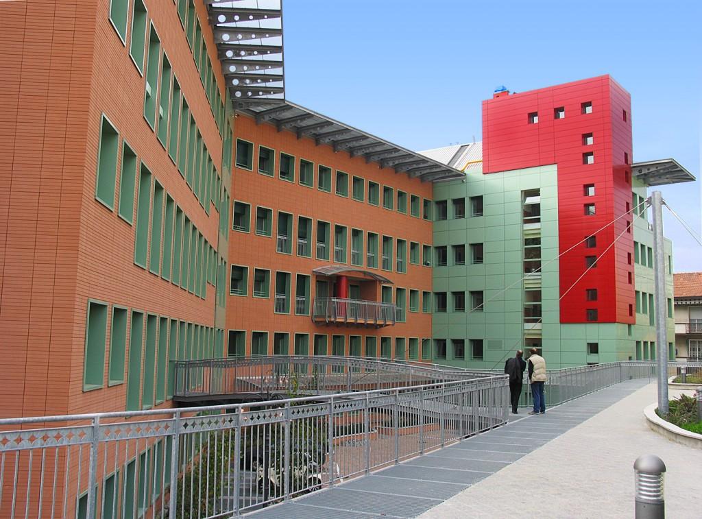 """Building """"Le Torri"""""""